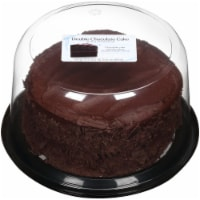 Rich's Chocolate Fudge Double Layer Cake - 7 in