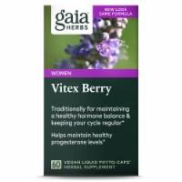 Gaia Herbs Vitex Berry Liquid Phyto-Caps