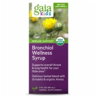Gaia Herbs Organic Bronchial Wellness for Kids
