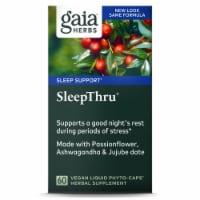 Gaia Herbs SleepThru Liquid Phyto-Caps