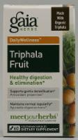 Gaia Herbs Triphala Vegetarian Capsules