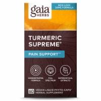 Gaia Herbs Turmeric Supreme Pain Liquid Phyto-Caps