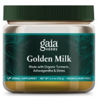 Gaia Herbs Golden Milk Powdered Tumeric Supplement