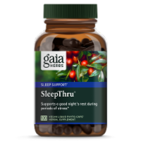 Gaia Herbs SleepThru Sleep Support Phyto-Caps