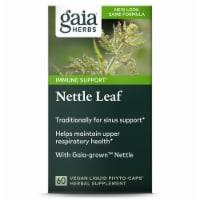 Gaia Herbs Single Herbs Nettle Leaf Dietary Supplement