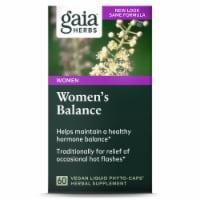 Gaia Herbs SystemSupport Women's Balance Dietary Supplement
