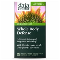 Gaia Herbs  Whole Body Defense