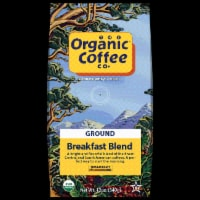 The Organic Coffee Co. Breakfast Blend Ground Coffee