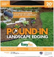 Easy Flex® Pound-In Landscape Edging - Black