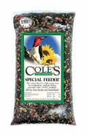 Cole's Special Feeder Assorted Species Wild Bird Food Black Oil Sunflower 10 lb. - Case Of: - 1