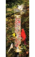 Coles Wild Bird Product Feeder Wild Bird Tube 4 Port