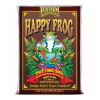 Foxfarm FX14047 Happy Frog Ph Adjusted Garden Potting Soil Mix, 2 Cubic Feet - 1 Piece