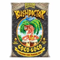 FoxFarm FX14100 Bush Doctor Coco Loco Plant Garden Potting Soil Mix, 2 Cubic Ft - 1 Piece