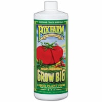 Hydrofarm FX14006 Quart Grow Big Liquid Plant Food Concentrate