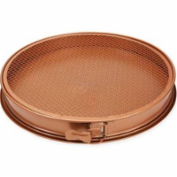 Tristar Products 3 Piece Copper Chef Pizza Pan - 3