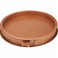 Tristar Products 3 Piece Copper Chef Pizza Pan