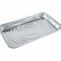 20 x 13 in. Shallow Aluminum Pan - Pack of 50 - 1