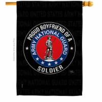 Breeze Decor H108510-BO Army Proud Boyfriend Soldier House Flag Armed Forces National Guard 2 - 1