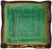 Kroger - Baum Galaxy Jade Serving Platter - 12.5 Inch - Multi