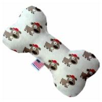 Fresh Pup Bone Dog Toy - 6 in. - 1