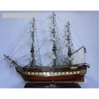 USS Constitution Exclusive Edition Model Boat - 1