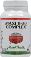 Maxi Health Maxi B-50 Complex Dietary Supplement Maxi Caps
