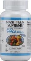 Maxi Health  Maxi Teen Supreme His Multi - 120 Capsules
