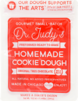 Dr. Judy's Tres Chochole with Nuts Ready to Bake Cookie Dough