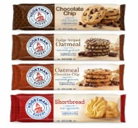Voortman Cookie Variety | Chocolate Chip, Oatmeal Chocolate Chip, Fudge Striped Oatmeal, Shor - 1