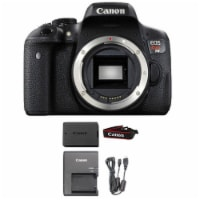 Canon Eos Rebel T6 Digital Slr Camera (body Only) Wi-fi Enabled - 1