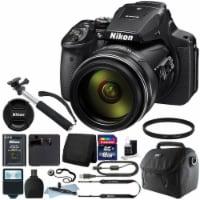 Nikon Coolpix P900 Digital Camera 83x Optical Zoom With Accessory Bundle