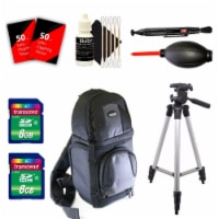 Tall Tripod , Backpack And More For Canon Eos Rebel T7i, T6s, T6i, T6 And All Digital Cameras - 1