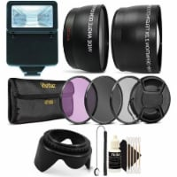 58mm Professional Lens Filter Accessory Kit - 1