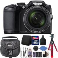 Nikon Coolpix B500 16mp 40x Optical Zoom Digital Camera With Accessory Bundle