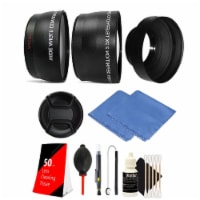 58mm Macro Kit With Lens Accessory Kit For Canon T6i, T6, T6s, T5i, T5, T4i T3i And T2i - 1