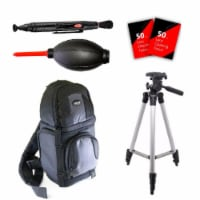 Dslr Backpack With Tripod And More Camera Accessories For All Pentax Digital Slr Cameras - 1