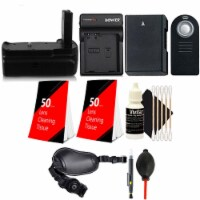 En-el14 Replacement Battery, Charger And Accessory Kit - 1