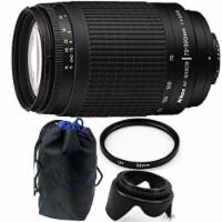 Nikon Af Zoom-nikkor 70-300mm F/4-5.6g Lens With Accessory Kit - 1