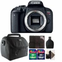 Canon Eos Rebel T7i 24.2mp Digital Slr Camera Body With Accessory Bundle - 1