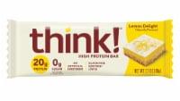 think! Lemon Delight Protein Bar Master Carton - 120 ct