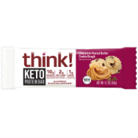 think!® Keto Chocolate Peanut Butter Cookie Dough Protein Bar - 1.2 oz