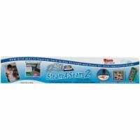 Warm 5524 24 x 25 yard Steam-A-Seam 2 Double Stick Fusible Web - 1
