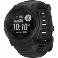 Garmin INSTINCTGRPH Instinct Outdoor GPS Watch - Graphite - 1