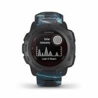 Garmin INSTNSOLSRFP Instinct Solar Smartwatch - 1