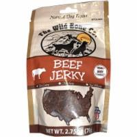 The Wild Bone Company Beef Jerky Dog Treat, 2.75 Oz. 1960 - 2.75 Oz.