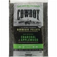 Cowboy 20 Lb. Apple Charcoal Pellets 54120