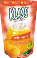 Klass Aguas Frescas Mango Flavored Drink Mix