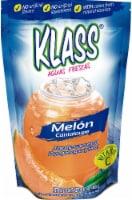 Klass Aguas Frescas Melon Cantaloupe Flavored Drink Mix