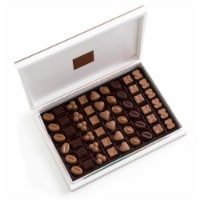 Assorted Belgian Chocolate Candy Box - Count
