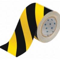Brady Floor Marking Tape,Roll,4In W,100 ft. L  104377 - 1